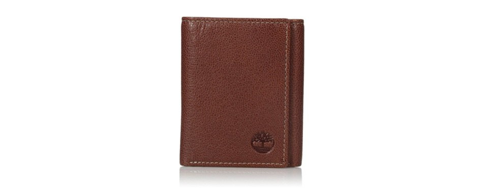 timberland security wallet