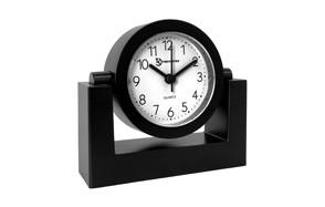 timekeeper desktop swivel clock