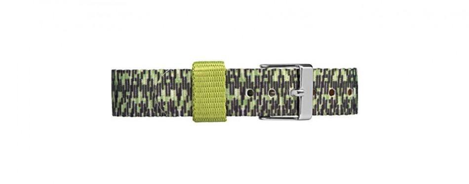 timex boys time machines nylon strap 32mm watch