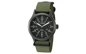 timex expedition scout 40