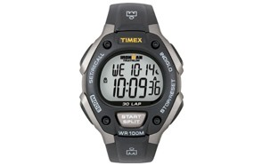 timex men's t5e901 ironman classic 30 resin strap watch