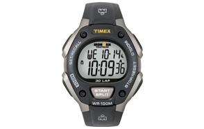 timex men's t5e901 ironman classic 30 resin strap watch