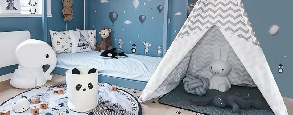 tiny land canvas teepee tent