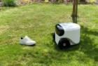 toadi autonomous lawn robot powered by a.i.