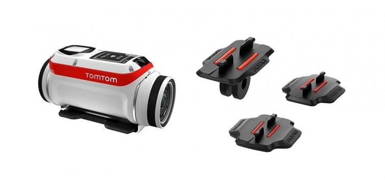 tom tom bandit 4k action camera