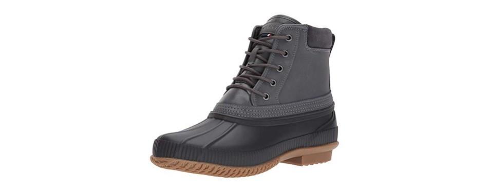 tommy hilfiger casey rain boots