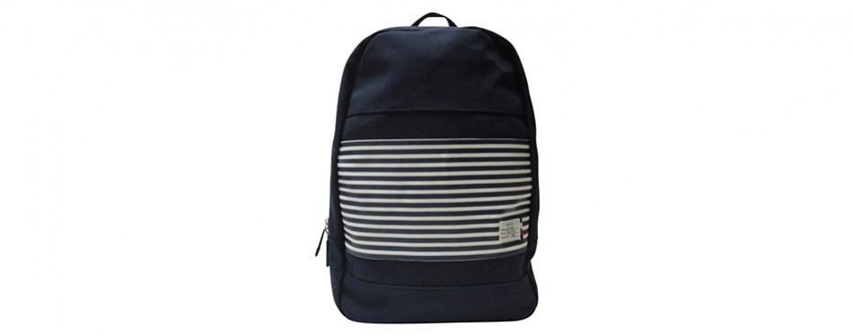 tommy hilfiger men's canvas backpack