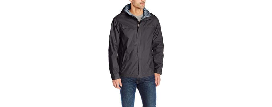 tommy hilfiger waterproof jacket