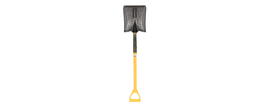 toolite 49543#2 square point shovel