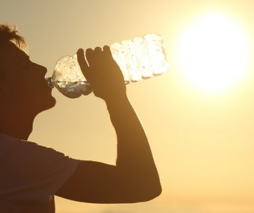 top tips – how to handle heat exhaustion