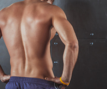 top tips on how to shave your back hair