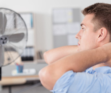 top tips on how to stay cool on really hot days