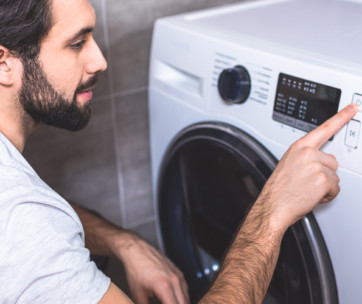 top ways to clean and maintain your washing machine at home