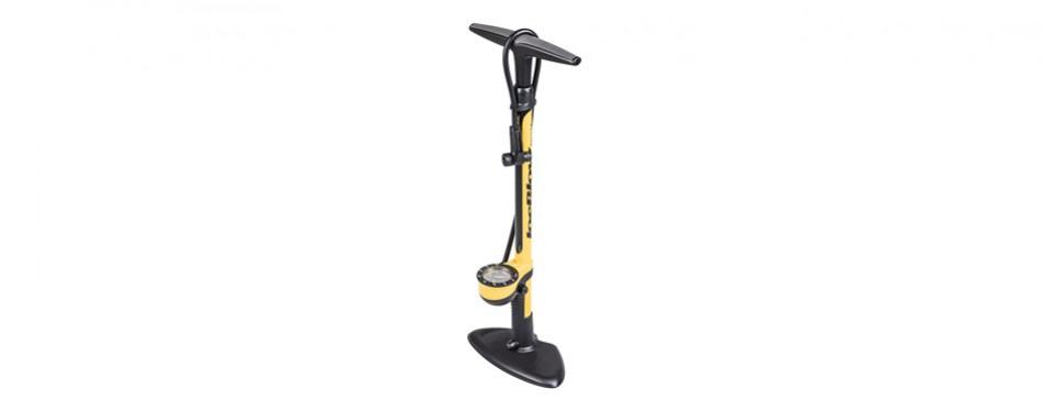 topeak joe blow sport iii high pressure floor bike pump
