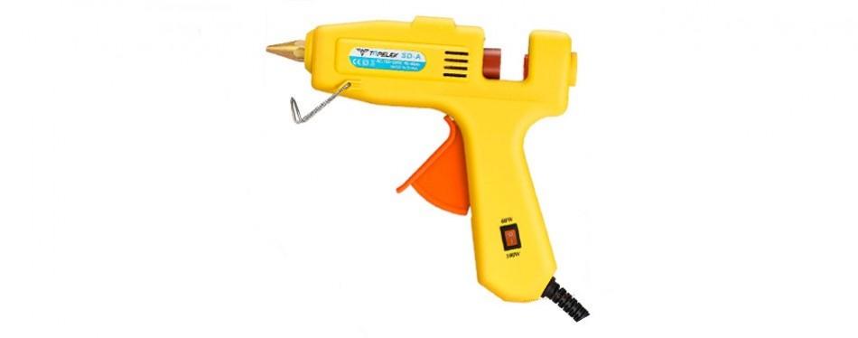 topelek hot glue gun