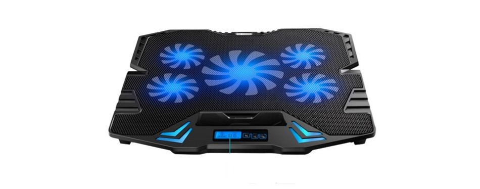 topmate gaming laptop cooler