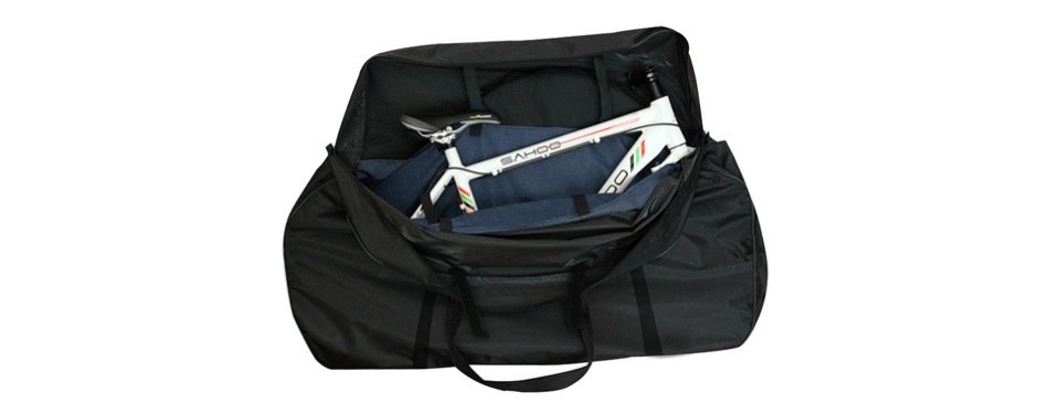 topnaca mtb soft mountain road bikes travel case transport bag
