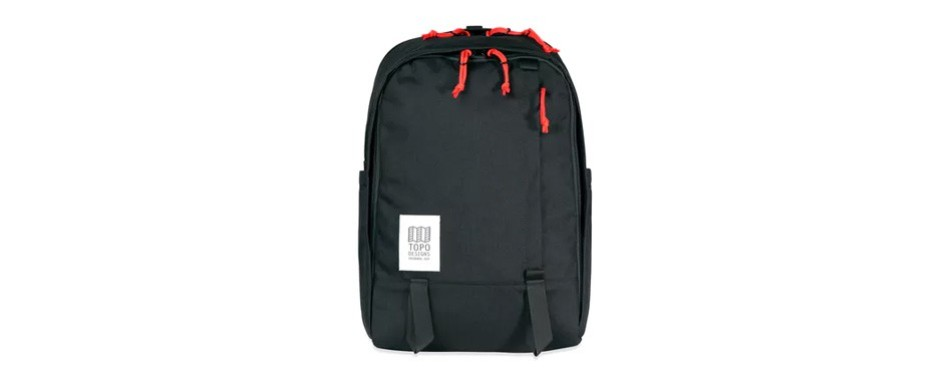 topo designs core pack in black