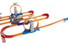 total turbo takeover hot wheels track builder set