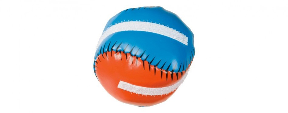 toysmith get outside go! super sports easy catch ball & glove set