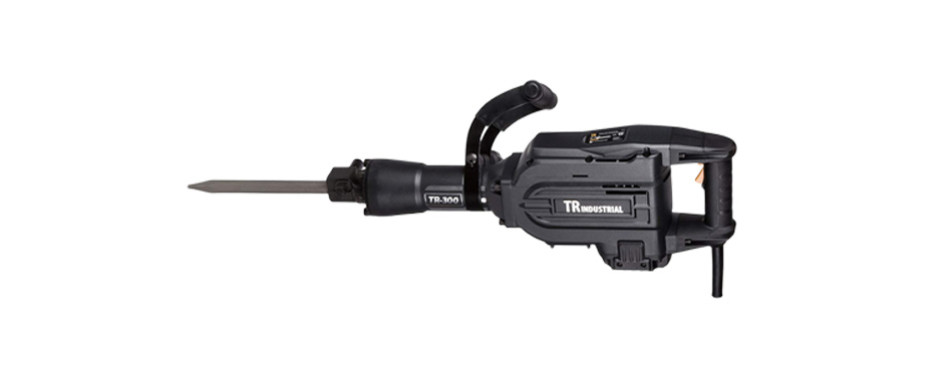 tr industrial tr89305 60 joules electric jack hammer