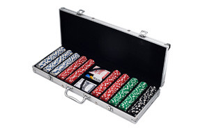 Trademark Chip Poker Set