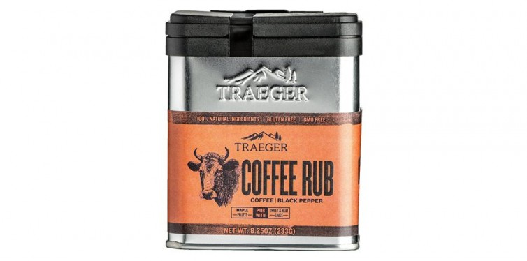 Traeger Grills Seasoning and Bbq Coffee Rub