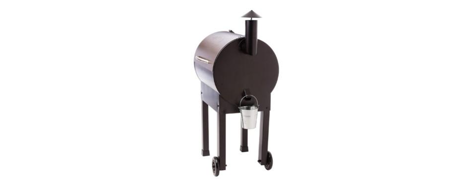 traeger tfb42lzbc lil tex elite 22 pellet grill and smoker