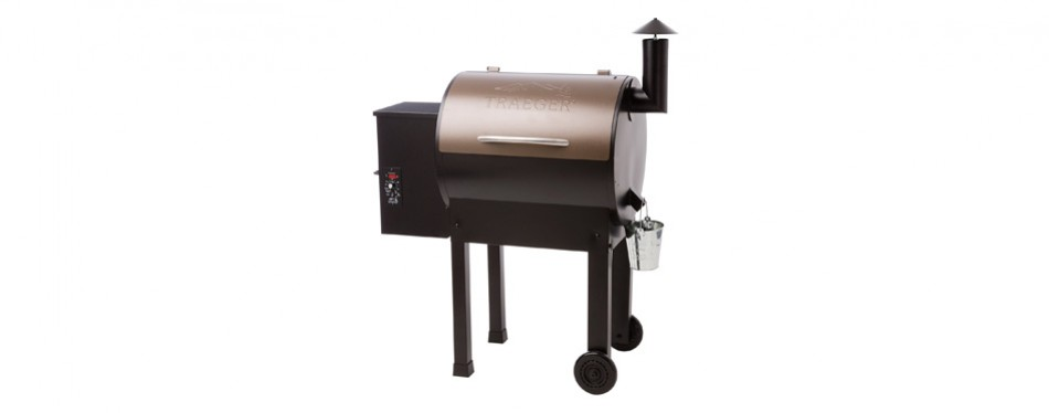 traeger tfb42lzbc lil tex elite 22 pellet grill and smoker