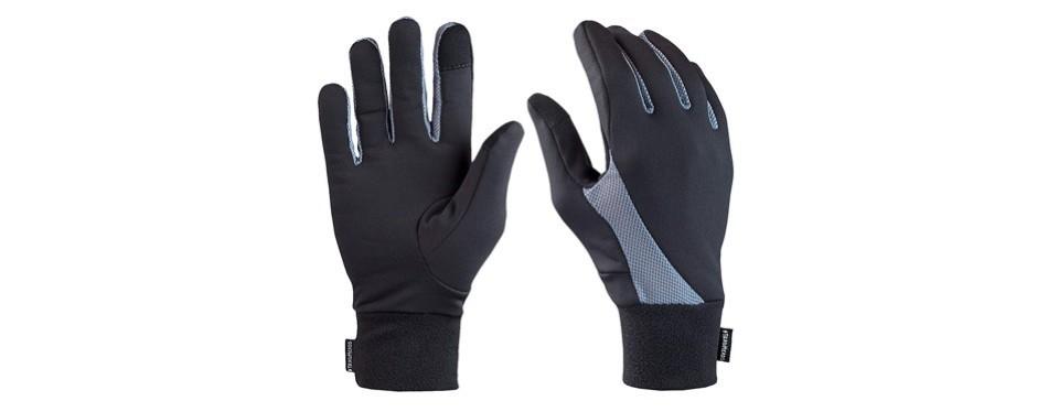 trailheads running hiking gloves