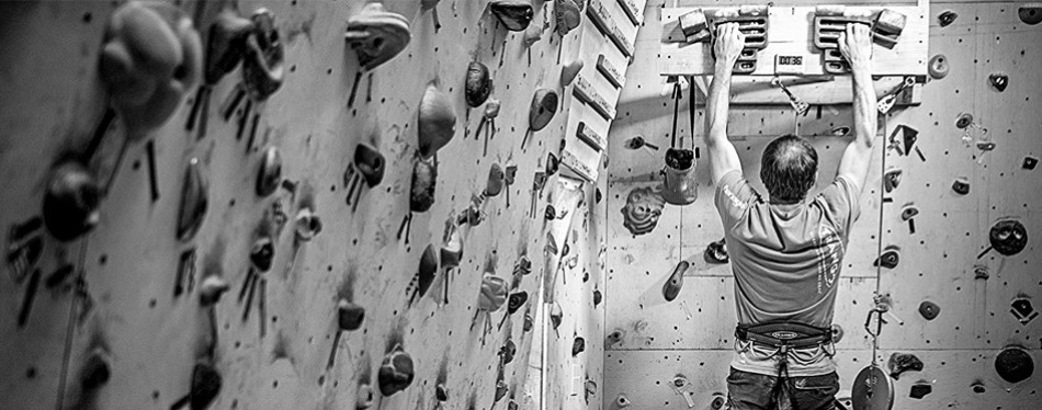 trango rock prodigy training center hangboard