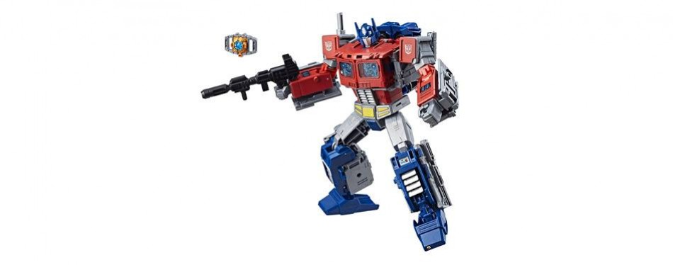 transformers: generations power of the primes leader evolution optimus prime