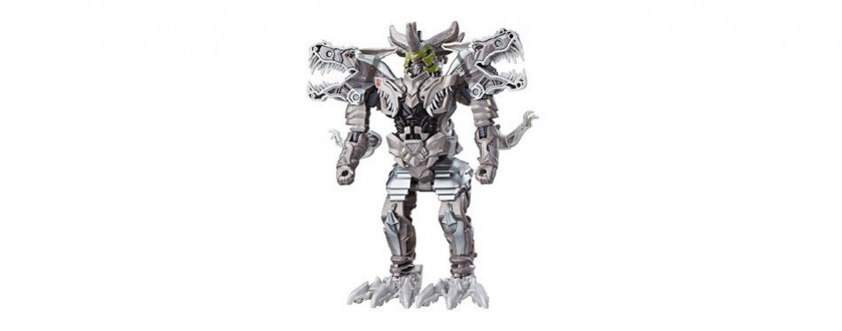 transformers: the last knight - knight armor turbo changer grimlock