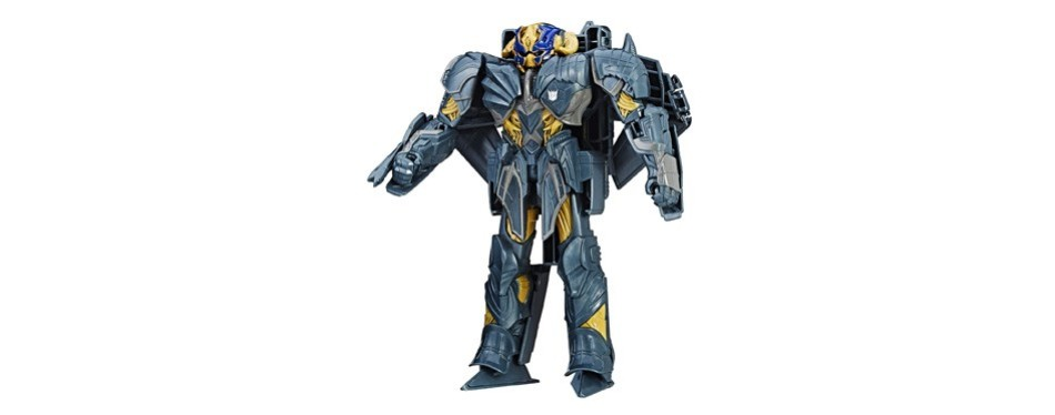 transformers the last knight - turbo changer megatron