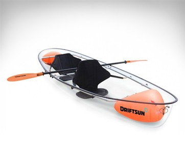 Driftsun Transparent Kayak