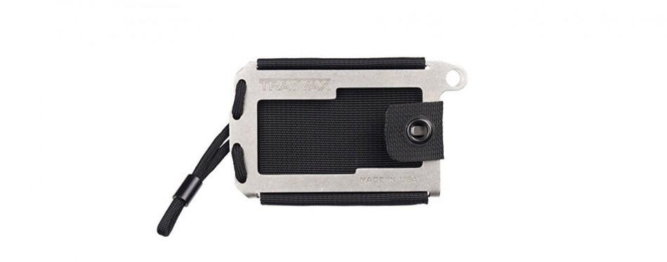 trayvax axis wallet