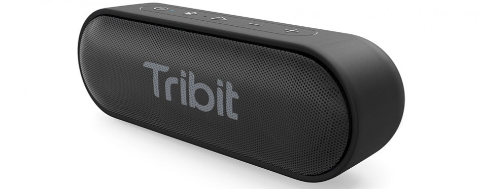 tribit xsound portable bluetooth speaker