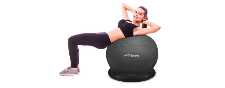 8 Best Exercise Balls In 2019 Buying Guide Gear