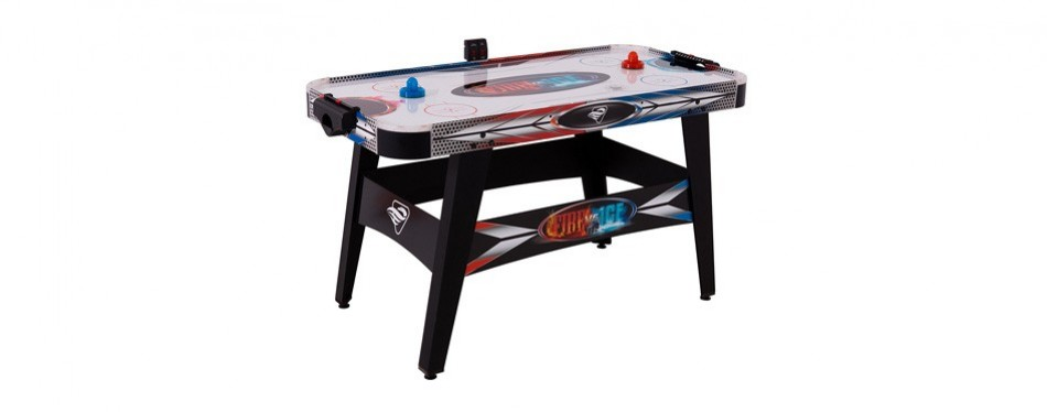triumph fire 'n' ice air hockey table