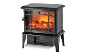 trustech electric fireplace