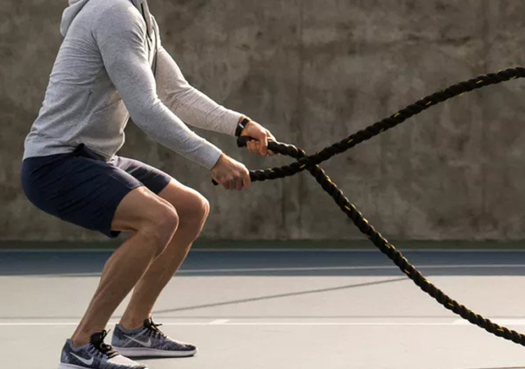 TRX Battle Rope