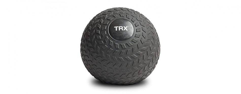 trx training slam medicine ball