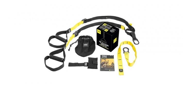 trx training suspension trainer kit