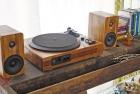 TT8 Wooden Multi-Functional Turntable