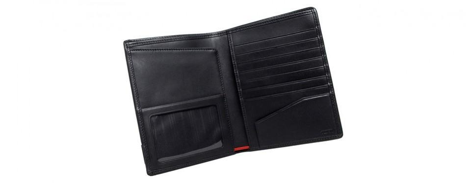 tumi alpha passport travel wallet case