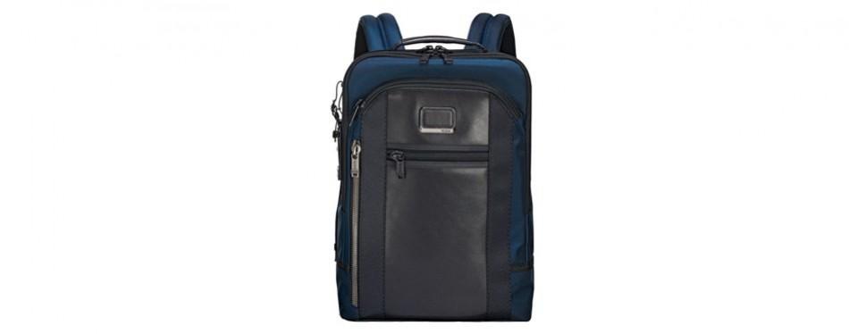 tumi men's alpha bravo davis stylish backpack