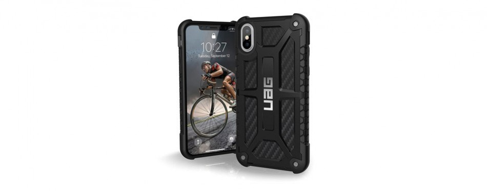 uag iphone x monarch iphone case