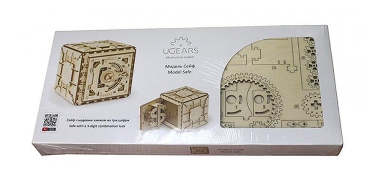 UGears 3D Safe