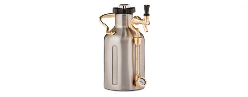 ukeg 64 oz pressurized growler