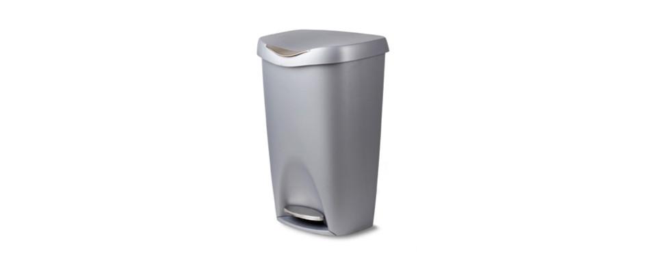 umbra brim 13 gallon trash can